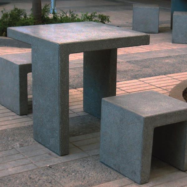 Bancas sillas y mesas en hormig n archives lumiled for Sillas para parques