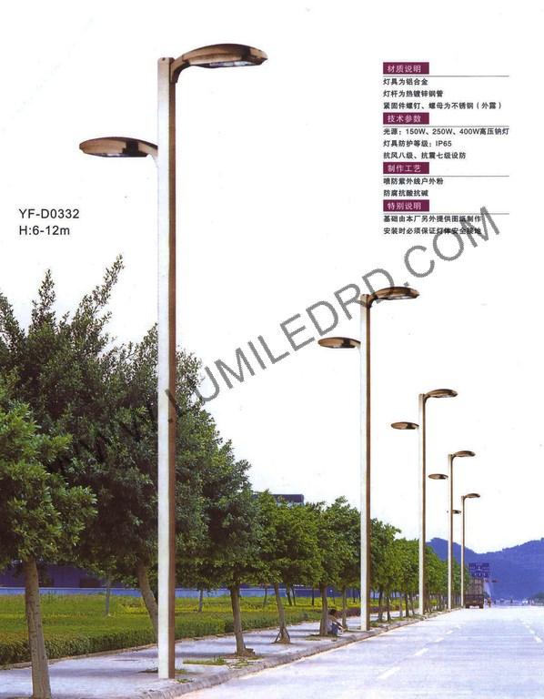 Luz Avenidas
