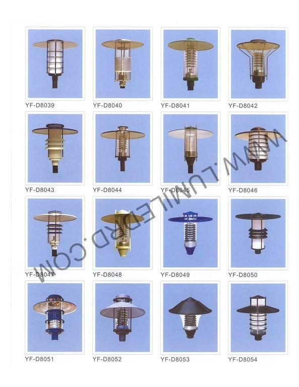 Tipos de l mpara yf d8039 yf d8054 lumiled - Tipos de lamparas ...