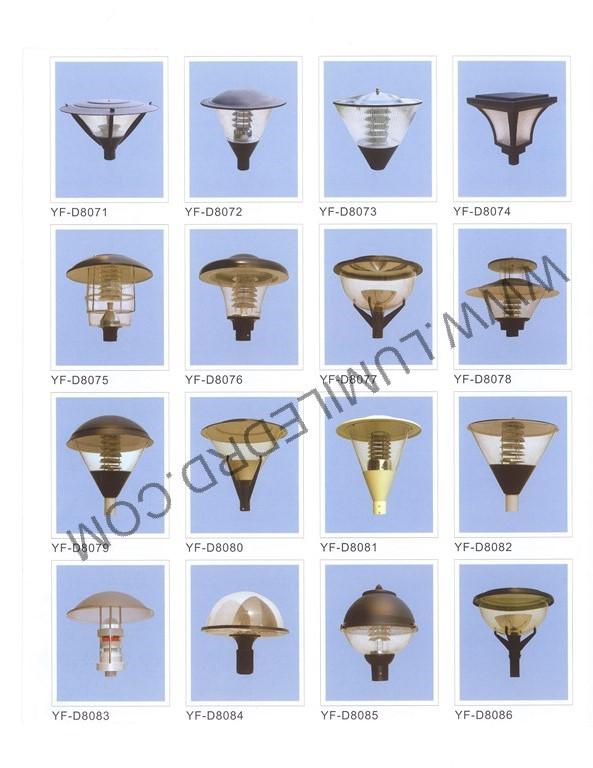 Tipos de l mpara yf d8071 yf d8086 lumiled - Tipos de lamparas ...