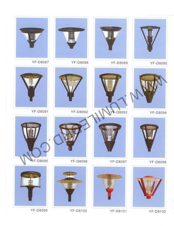 Tipos de l mpara yf d8087 yf d8102 lumiled - Tipos de lamparas ...