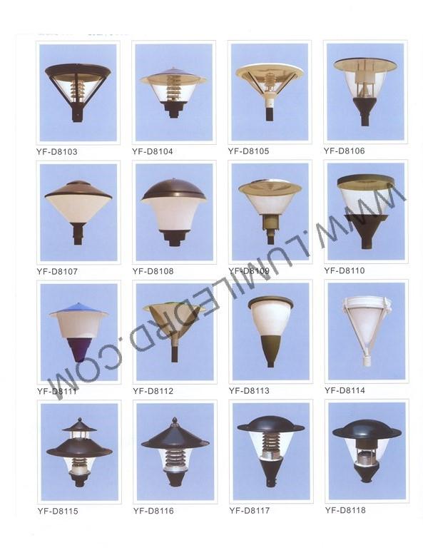 Tipos de l mpara yf d8103 yf d8118 lumiled - Tipos de lamparas ...