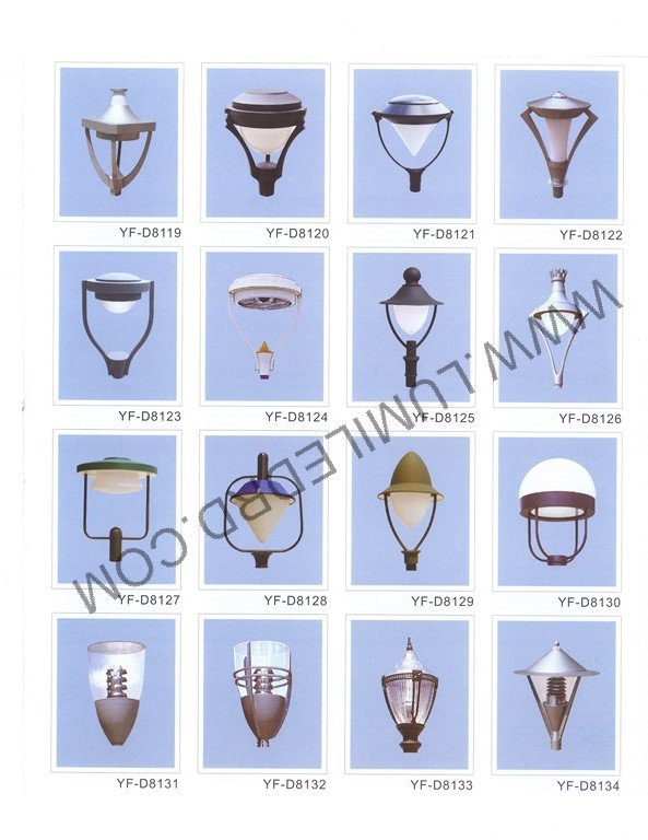 Tipos de l mpara yf d8119 yf d8134 lumiled - Tipos de lamparas ...